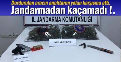 1 KİŞİ GÖZALTINA ALINDI !.