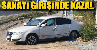2 ARAÇ KULLANILAMAZ HALE GELDİ !.