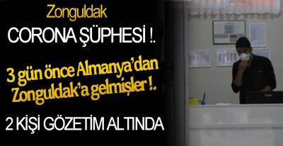 2 KİŞİ GÖZETİM ALTINDA !.