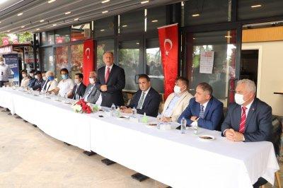 EREĞLİ'DE BAYRAMLAŞMA !.