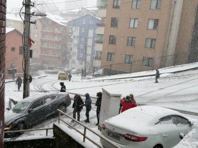 EREĞLİ'DE KAZA !.