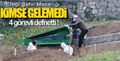 4 GÖREVLİ İLE SON YOLCULUK !.