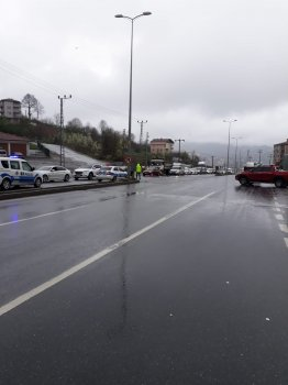 EREĞLİ'DE GİRİŞ VE ÇIKIŞLAR KONTROL ALTINDA !.