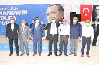 EREĞLİ'DE AK PARTİ YÖNETİMİ !.