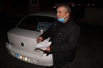 KARANTİNADAN KAÇTI İHBARI YAPILDI !.