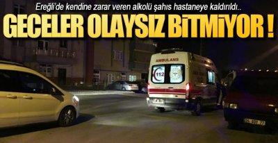 BU GECEDE OLAYLA BAŞLADI !.