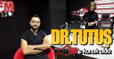 EREĞLİ FM'E KONUK OLDU