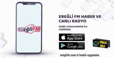EREĞLİ'DE BİR İLK !.