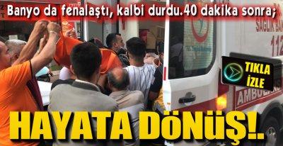 EREĞLİ'DE YAŞANDI!.
