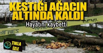 HAYATINI KAYBETTİ!.