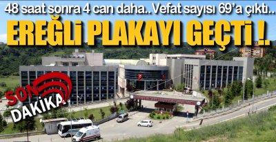 EREĞLİ PLAKAYI GEÇTİ !.