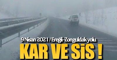 GÖRÜŞ MESAFESİ DÜŞTÜ !.