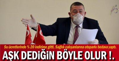 HALKIN ADAMI İŞ BAŞINDA !.