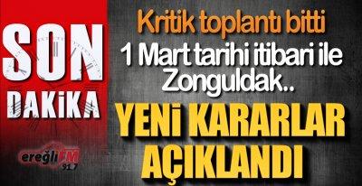 İŞTE YENİ KARARLAR !.