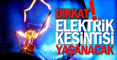 KIŞLA SANAYİDE İŞİ OLANLAR DİKKAT !.