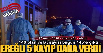 KORONA VİRÜS SON 24 SAAT !.