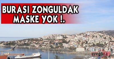MASKE YOK SATTI !.