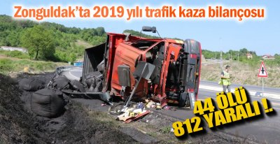 TRAFİĞE 44 CAN !.
