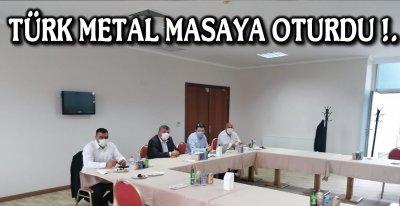 TÜRK METAL MASADA !.