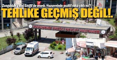İLK TEST POZİTİF ÇIKTI !.