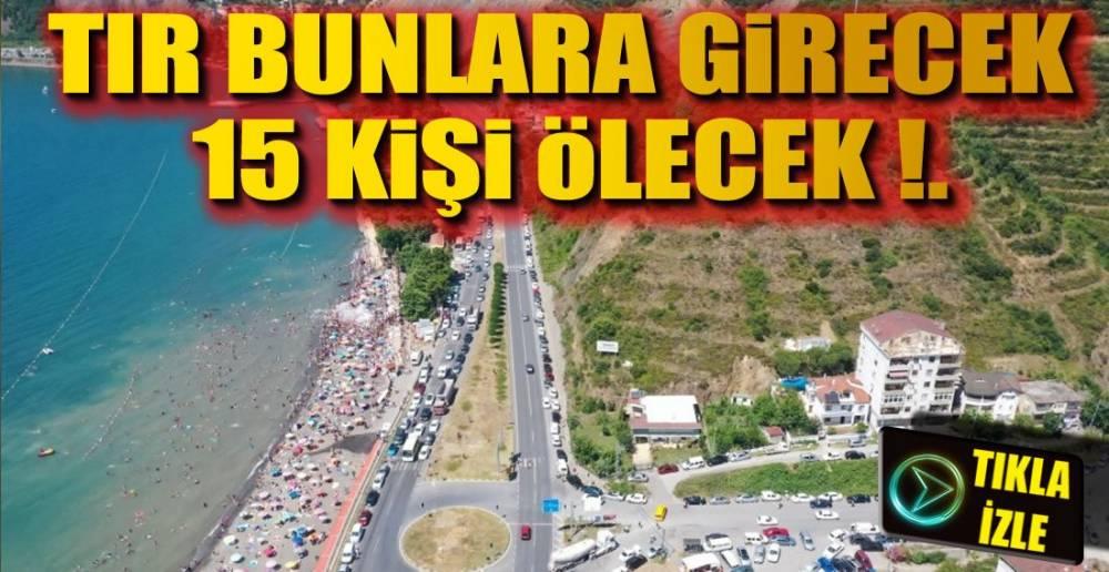 15 KİŞİ ÖLECEK !.