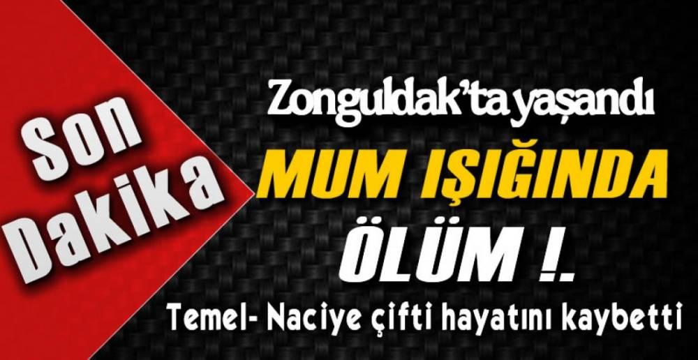 2 KİŞİ HAYATINI KAYBETTİ !.