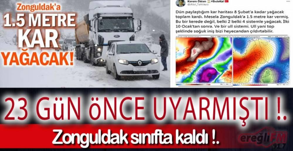 23 GÜN ÖNCEYDİ !.