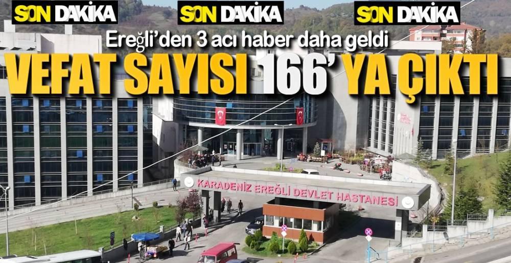 3 VEFAT HABERİ DAHA GELDİ !.