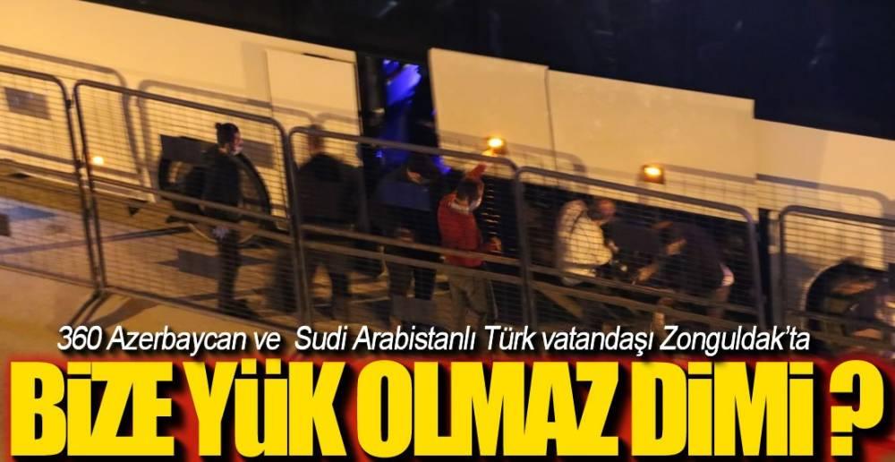 360 KİŞİ 14 GÜN KARANTİNADA !.