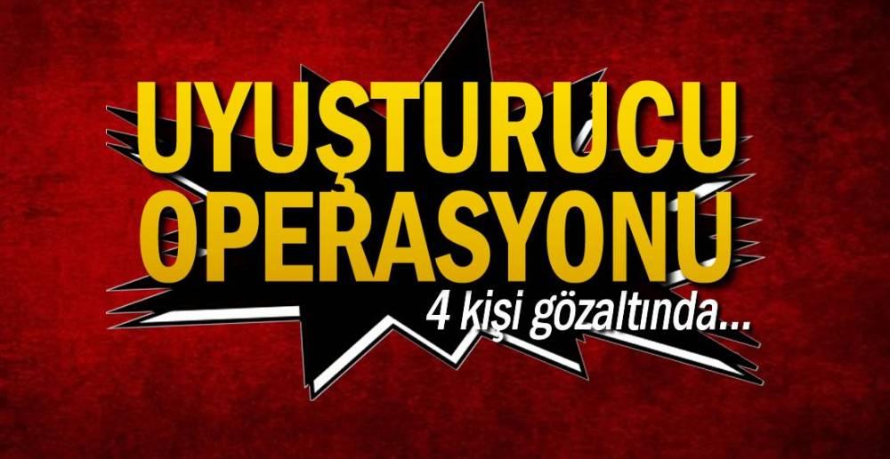 4 KİŞİ ADLİYEDE !.