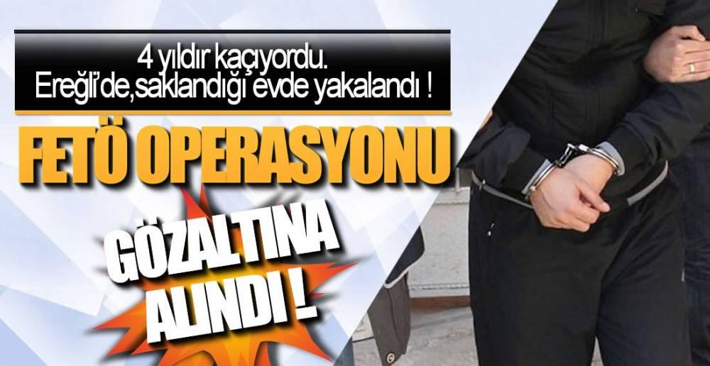 4 YILDIR FİRARDAYDI !.