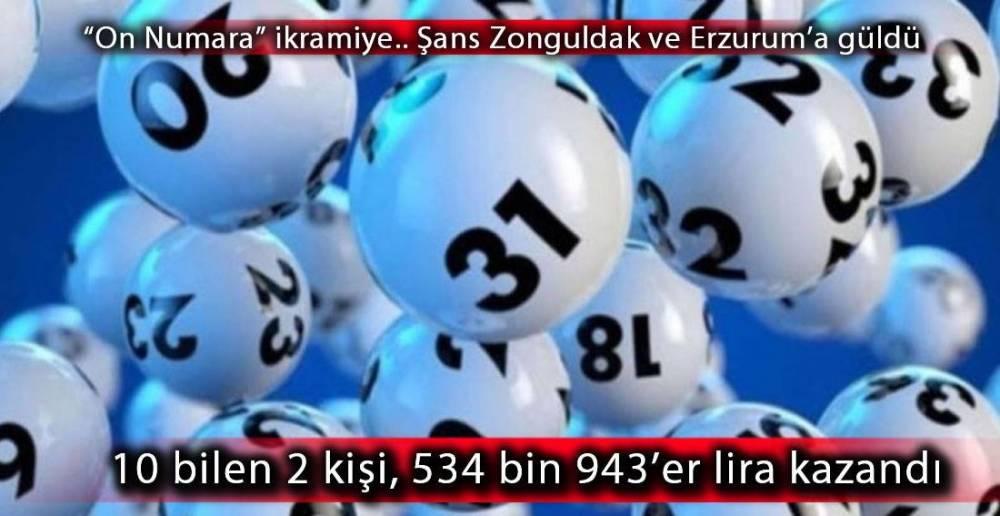 5 LİRALIK OYNADI, 535 BİN LİRA KAZANDI !.