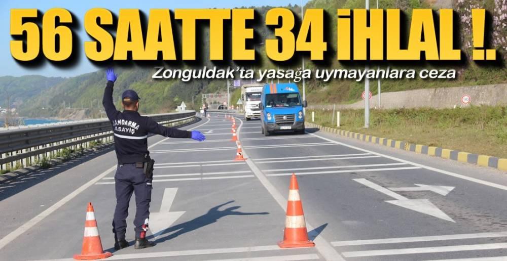 56 SAAT VE ZONGULDAK !.