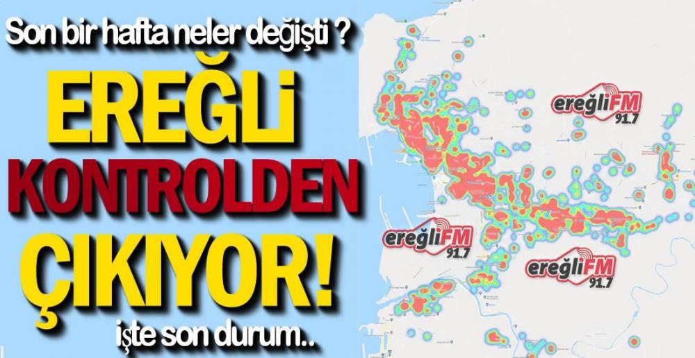 KORONA VE EREĞLİ !.
