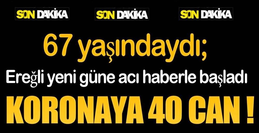 73 GÜNDE 36 CAN KAYBI !.