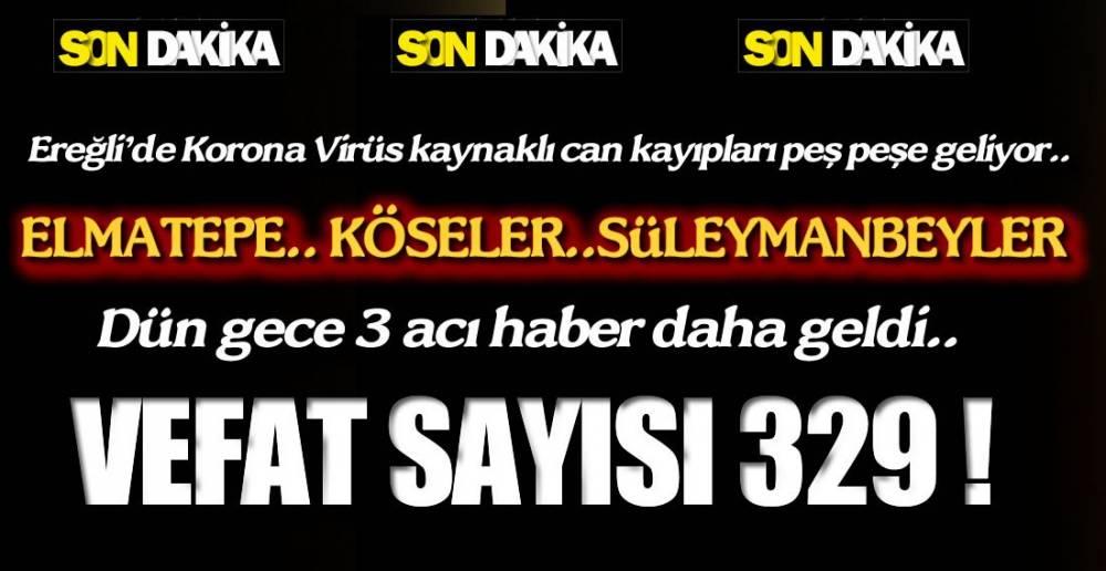 ACI HABERLER PEŞ PEŞE !.