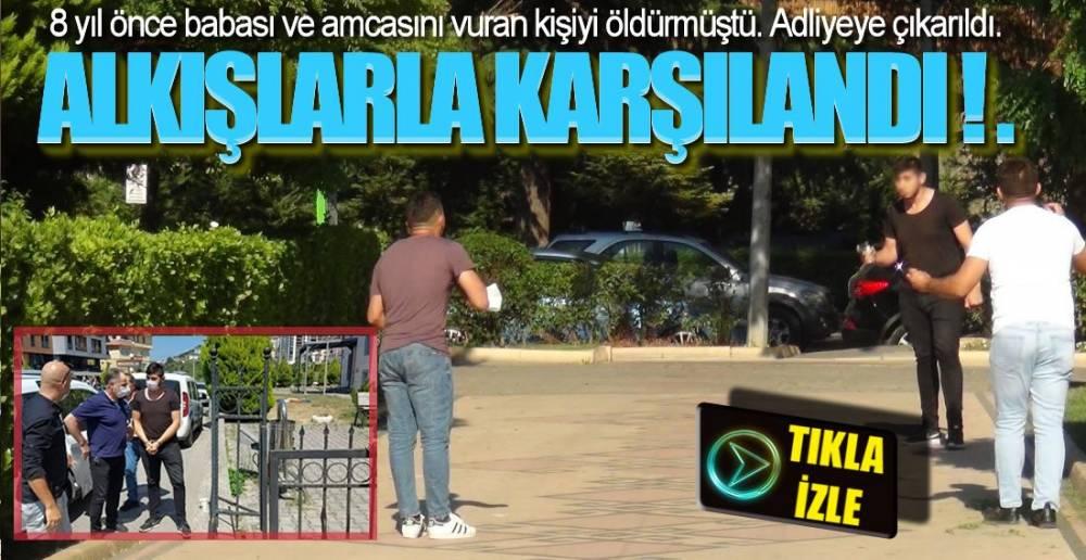 ADLİYEYE SEVK EDİLDİ !.