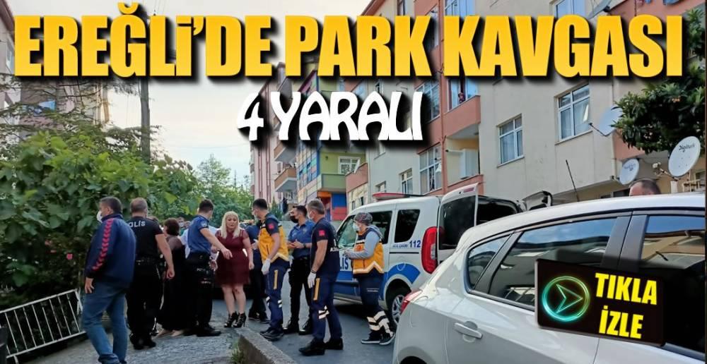 ARABAYI NİYE ÇEKTİN KAVGASI !.