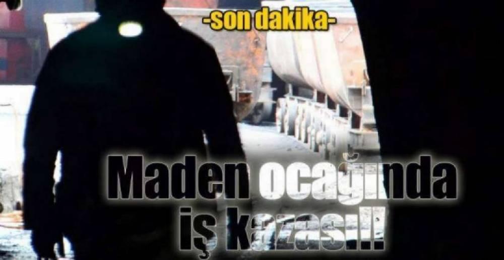 TTK'DA 1 İŞÇİ HAYATINI KAYBETTİ!.