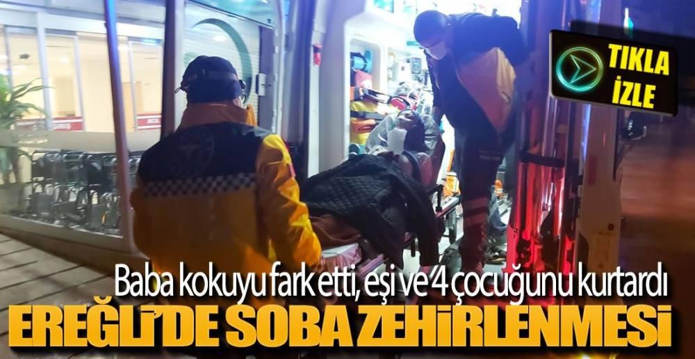AYNI AİLEDEN 6 KİŞİ !.