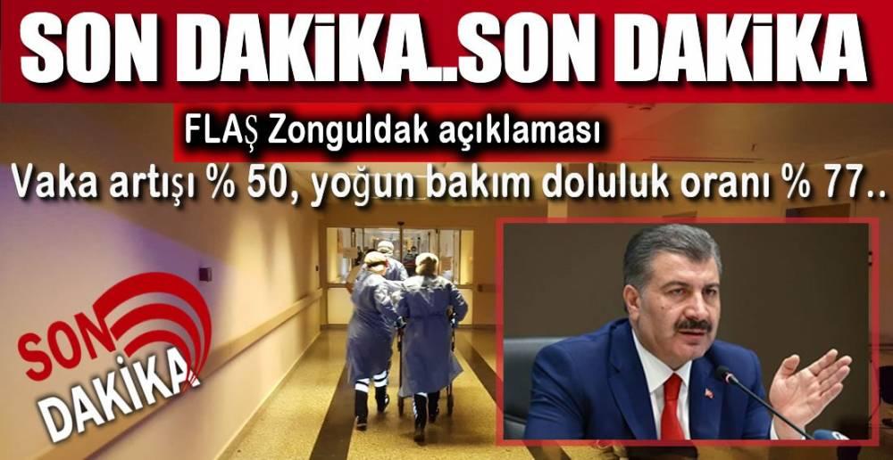 BAKANDAN FLAŞ AÇIKLAMA !.