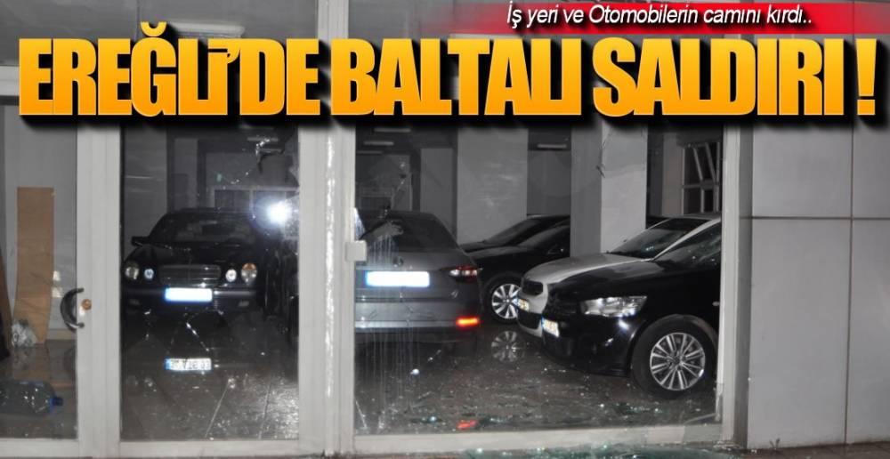 BALTAYLA SALDIRDILAR !.