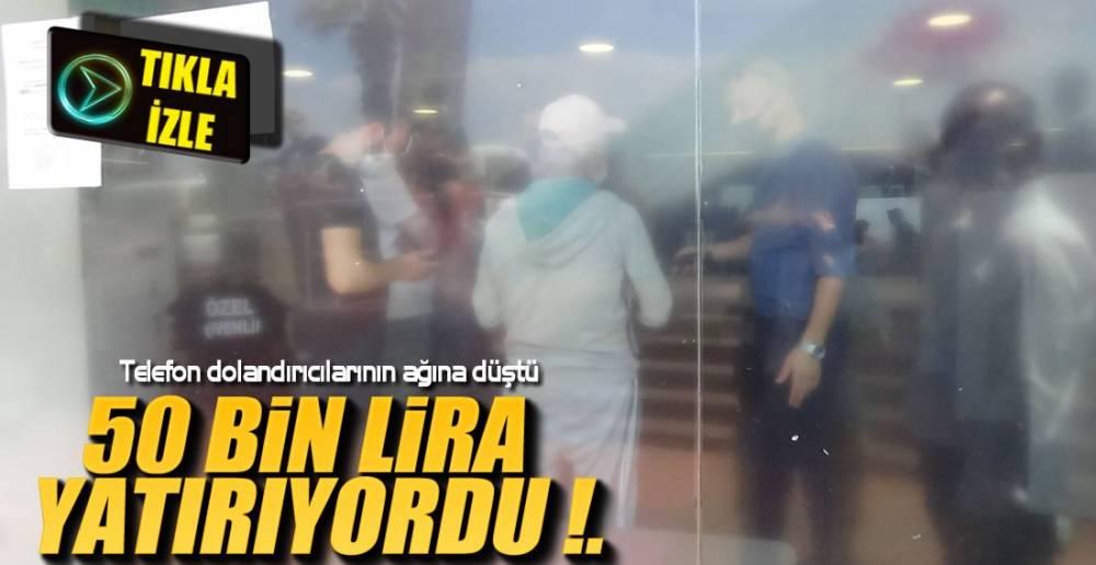 BANKADA HAREKETLİ SAATLER !.