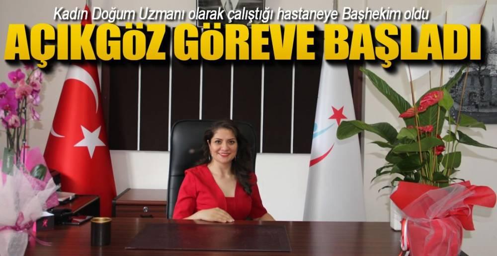 BAŞHEKİM ATAMASI YAPILDI !.