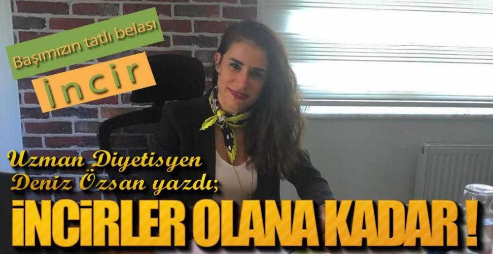 BAŞIMIZIN TATLI BELASI İNCİR !.