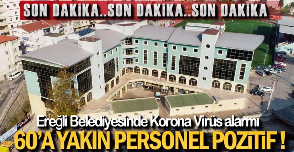 BAŞKAN DANIŞMANI KARANTİNADA !.
