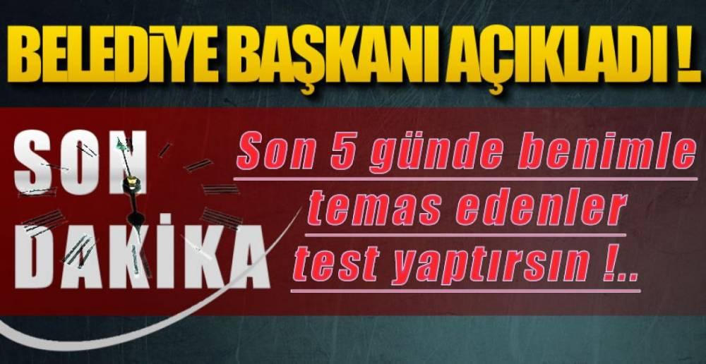 BELEDİYE BAŞKANI POZİTİF !.
