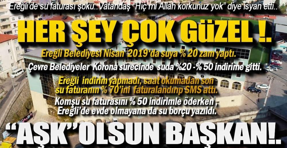 BELEDİYE NORMALE DÖNDÜ !.