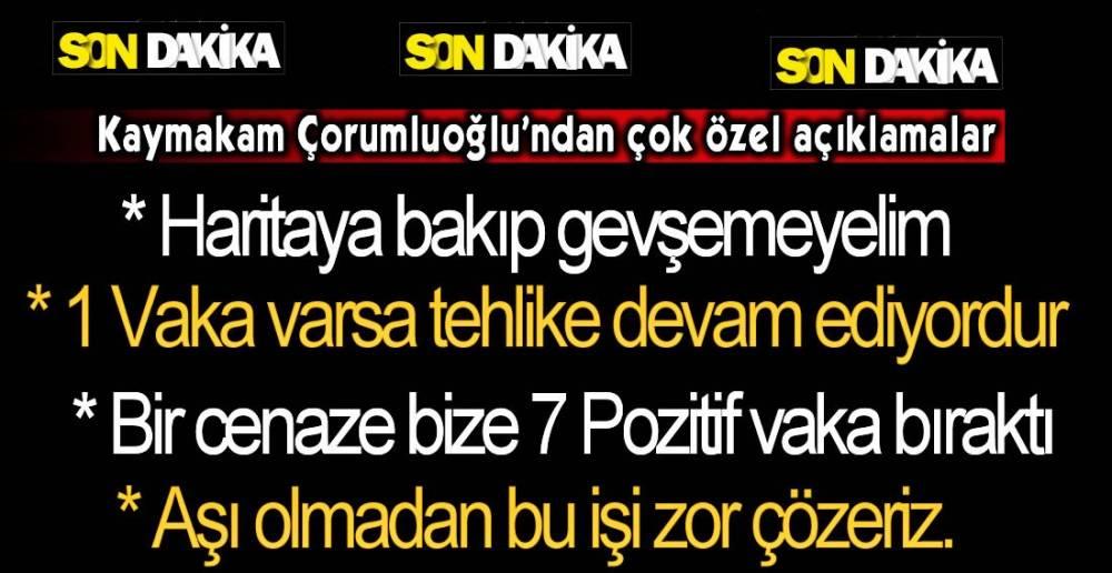 BİR CENAZE 7 VAKA !.