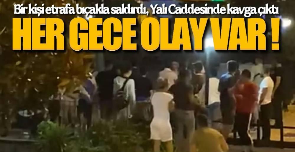 BİR GÖZALTI 1 YARALI !.